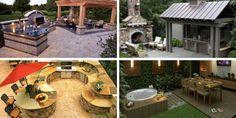 30+Best+Outdoor+Kitchen+Design+Ideas