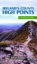 Ireland's County High Points - A Walking Guide by Kieron Gribbon. This definitive guide explains everything you need to know before setting out on your County High Point quests. Published in Ireland by The Collins Press Hill Walking, Walking Routes, Book Publishing, High Point, Ireland, At Least, Outdoor, Free Apps, Audiobooks