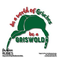 Stanley In a World of Grinches be a Griswold Cousin Eddie Hat decal Christmas Serious Clark vinyl decal sticker Christmas Stickers, Christmas Svg, Christmas Printables, All Things Christmas, Christmas Time, Country Christmas, Xmas, Christmas Ornaments, Pallet Christmas