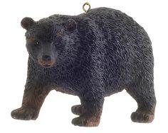 black bear christmas ornamentscom - Black Bear Christmas Decor