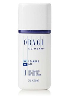 Obagi Medical Nu-Derm Foaming Gel, 60 ml