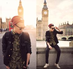 Rock around the Clock  (by Mike Quyen) http://lookbook.nu/look/4530833-Rock-around-the-Clock