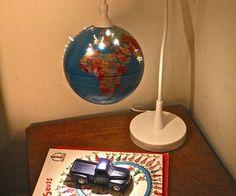 Kid's Travel Globe Night Light