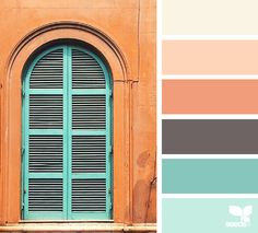 Color Window via @designseeds