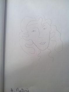 Un des nombreux tableaux d'Henri Matisse