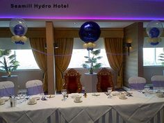 """Cloud nine wedding balloon with 36"""" personalised foil"""