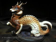Happy Oriental PYO dragon by Reptangle.deviantart.com on @DeviantArt