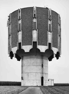 Bernd and Hilla Becher Lessines 2010 Barbican Constructing Worlds
