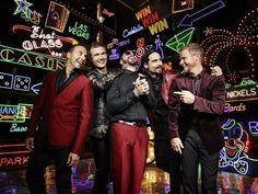 #BSBVEGAS Pré-venda e M & G INFO: Backstreet Boys