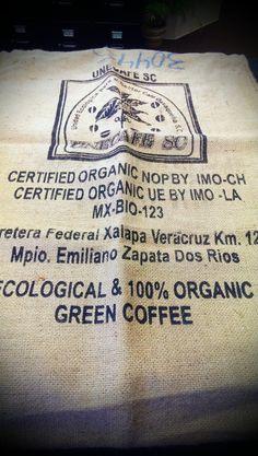 Green Coffee CERTIFIED ORGANIC
