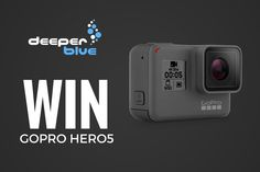 You could win a GoPro HERO5 in a free draw with @deeperblue.  See: https://www.deeperblue.com/win-a-gopro-hero5/