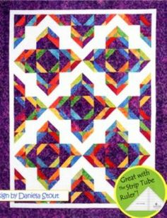 strip quilting patterns | sku cqd01045 strip club lotus blossom quilt pattern price $ 9 00 each ...