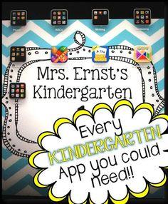 http://sssteaching.blogspot.com/2013/08/every-kindergarten-app-you-could-need.html