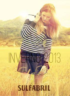 Catálogo Inverno 2013 Sulfabril - Capa