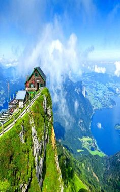 Schafberg (1,783 m) is a mountain in the state of Salzburg, Austria. Located in the mountains of the Salzkammergut, Schafberg rises on the shore of Lake Wolfgangsee