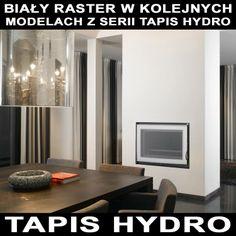 Unique white fireplace can be Yours! http://www.info.tapis.pl/bialy-raster-w-kolejnych-modelach-wkladow-kominkowych-tapis-hydro.html http://www.tapis.pl/pobierz/tapis-hydro-2.pdf
