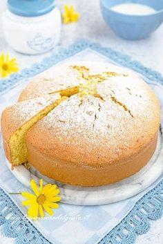 TORTA PARADISO (ALTA E SOFFICE) RICETTA E VIDEO RICETTA! Sweet Recipes, Cake Recipes, Confort Food, Italian Cake, Torte Cake, Best Italian Recipes, Pie Dessert, Sweet Cakes, Sweet Bread