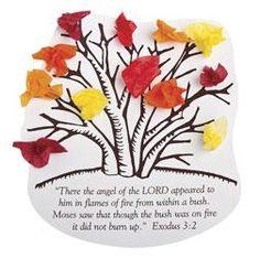 god talks to moses craft