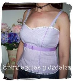 pattern and tutorial: cute bodice