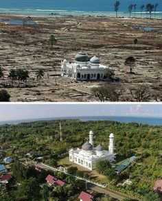 The Indonesian Tsunami: Then and now.