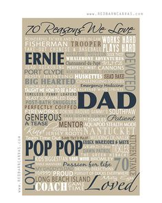 90th Birthday Gift Ideas For Dad