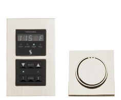 Thermasol Signature Recessed Series Kit in master shower
