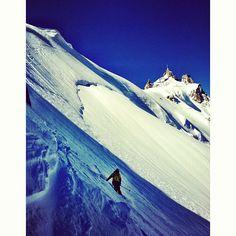 Chamonix by Arc'athlete Christina Lusti