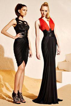Zuhair Murad Resort collection 2015 Fashion Show Look Fashion, High Fashion, Fashion Show, Fashion Design, Net Fashion, Moda Safari, Couture Fashion, Runway Fashion, Beautiful Gowns