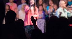 """As I stood in the back of the room at a senior citizens' center in Palmer, Alaska, listening to my daughter's high school choir sing """"It Is Well with My Soul,"""" I wondered wh..."""
