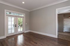 white trim and dark doors minneapolis new construction for the