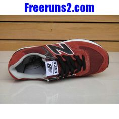 New Balance ML574NCL American Giant mens shoes Black classic Red     #Red  #Womens #Sneakers