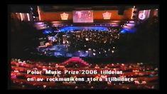 Jon Lord giving Led Zeppelin the Polar Lifetime Achievement Award Jon Lord, Lifetime Achievement Award, Led Zeppelin, Awards, Guitar, Awesome, Youtube, Musica, Rock Music