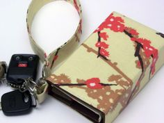 iPhone Wallet  Available Immediately Sparrows on by MereBliss, $30.00
