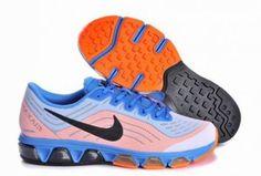 Nike Air Max 2015 Mesh azul / blanco http://www.esnikerun.com/