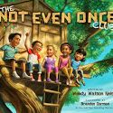 The Not Even Once Club Review - a cute story for LDS kids about keeping the commandments.