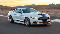 Shelby celebra 50 anos do Mustang Super Snake com novos lançamentos