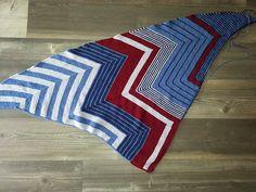 Ravelry: Shawl / Tuch POTZBLITZ pattern by Steffi Hochfellner