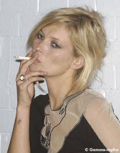 Kate Moss : des premiers podiums à l'icône rock - Elle