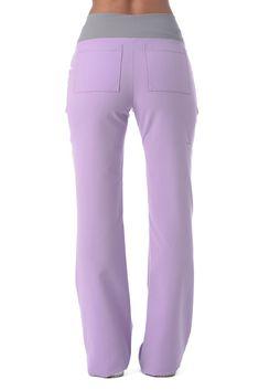 "Women's ""Cross My Hip"" Pant - Lavender – Body Intelligence"