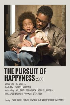 Alternative Minimalist Movie/Show Polaroid Poster -The Pursuit of Happyness - Entertainment interests Iconic Movie Posters, Minimal Movie Posters, Movie Poster Art, Iconic Movies, Film Posters, Poster Wall, Poster Prints, Image Emotion, The Pursuit Of Happyness