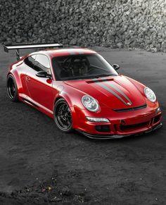 Bad-ass Porsche #porsche