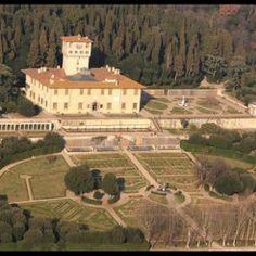 Villa-Medicea-La-Petraia - toscana