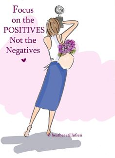 Positivity is the ~~~