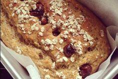 Junk free June - Warming banana bread – Recipes – Bite Junk Free June, Banana Bread Recipes, Eating Well, Peanut Butter, Good Food, Cooking Recipes, Vegetarian, Baking, Scones