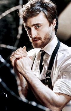 Daniel Radcliffe photographed by Gavin Bond for Playboy (Nov 2015)