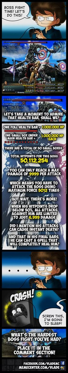 Boss Battles