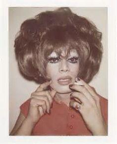 Studio 54 drag queen