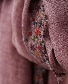 Faliero Sarti | ファリエロ サルティ  //  beautiful fabric! love it.