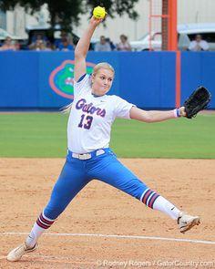 Florida Gators #13   Hannah Rogers!