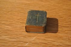 Rare Antique Common Prayer Book. Miniature Religious Book with Hymns, Leather Bound. by GoldenGully on Etsy